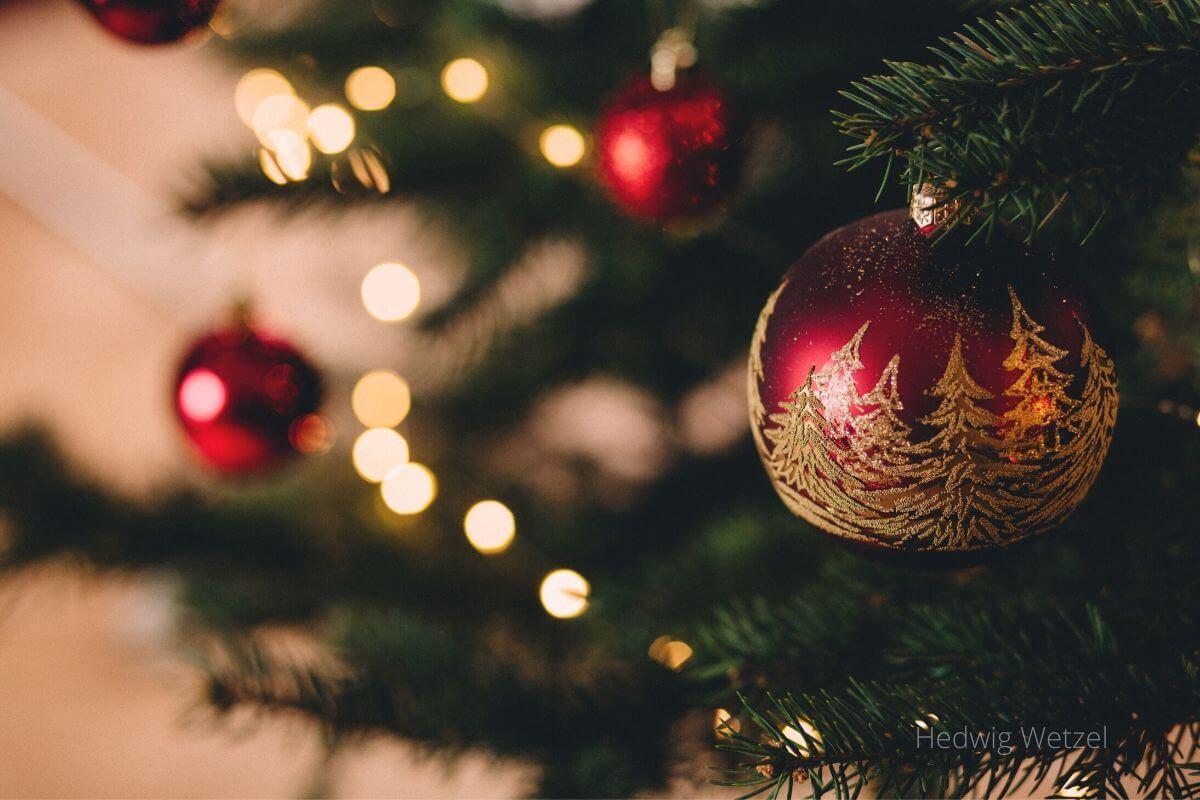 Ende der Weihnachtszeit